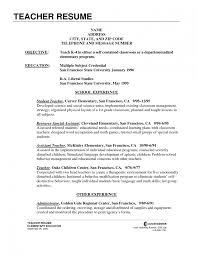 Resume For Teachers Format Flowchart Template Word Sample Schedule