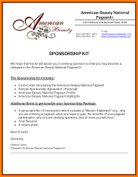 11 Sponsorship Proposal Examples Janitor Resume
