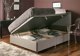 modern convertible furniture. Gray Color Modern Convertible Ottoman Twin Bed With Storage And Hardwood Floor Tiles For Saving Small Bedroom Spaces Ideas Furniture