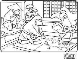 Small Picture printable club penguin coloring pages coloring pages Pinterest