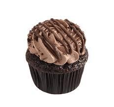 Triple Chocolate Cupcakes La Rocca Creative Cakes