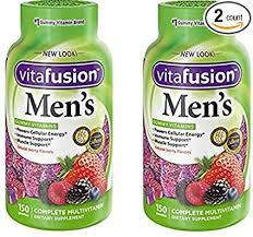 Vitafusion Mens Gummy Vitamins: Health & Personal ... - Amazon.com