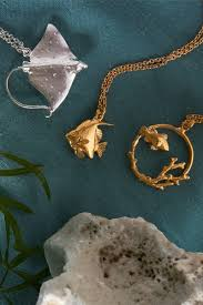 oceans oceans necklace selection