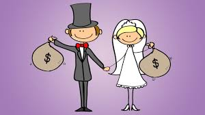 time and time again we hear that money is the biggest problem for married and yes the main cause of divorce it s a problem that starts before