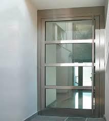 steel glass doors. Stainless Door With Glass Steel Doors L