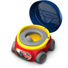 The First Years Disney Cars 3 In 1 Potty System Walmart Com