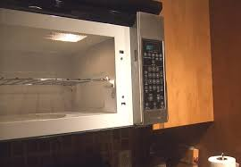 metal rack in microwave. Simple Rack The Stainless Steel Fridge And Dishwasher Were Great Upgrades But The  Microwave Made Me Pause I Spotted A Rack  And Metal Rack In Microwave Z