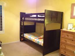Small Children Bedroom Home Design Beauteous Small Kids Bedroom Design With Black Wood
