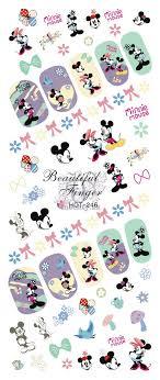 Vodolepky Mickey Mouse 246