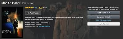 hd movie man on fire 4 other movies men of honor
