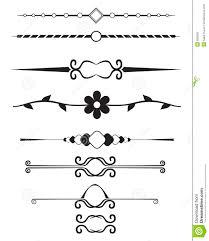 Decorative Line Clip Art Decorative Element Clip Art Clipartfest Border Decorative Clip