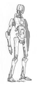 Audi a4 robots mercial on behance