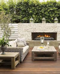 outdoor fireplace designs 23 1 kindesign