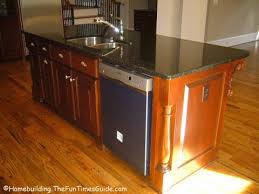 Exceptional Kitchen Islands With Sink And Dishwasher Photo