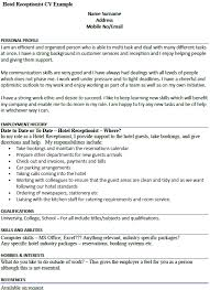 Personal Statement Cv Examples Administration Brave100818 Com