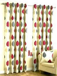 Tan Living Room Curtains