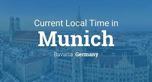 Google office munich set Mann Straße Cnbccom Current Local Time In Munich Bavaria Germany