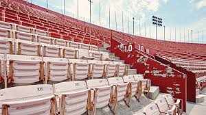 Los Angeles Memorial Sports Arena And Coliseum Seating Chart Nfls Rams Move To Los Angeles Team Stuck With Crumbling
