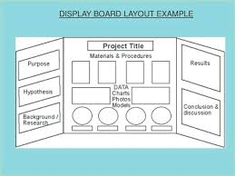 science fair display board templates science fair powerpoint template musacreative co