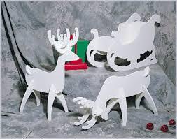 Free Plywood Reindeer Pattern