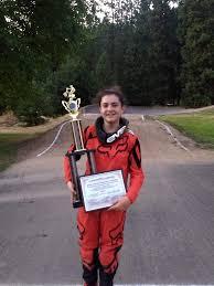 Cherry Hill BMX - Huge Congratulations 🎊 to Alyssa Foreman ...