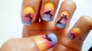 Nail Art Designs For Summer Summer Nail Art Design Cute Nail Ideas ...