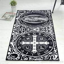 area rug patterns oriental vintage area rugs black white luxury patterns rectangular carpet non slip washable