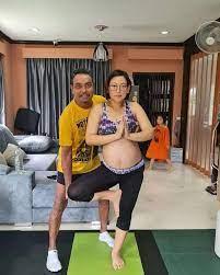 วินัย ไกรบุตร น้ำยาดี 52 ยังแจ๋ว ประกาศข่าวดีภรรยาตั้งท้องลูกคนที่ 3