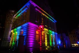 building facade lighting. Building Lights For Facade Decoration Lighting