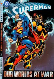 Superman Super Vilões Mundos em Guerra