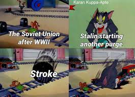Tom and Jerry meme: HistoryMemes