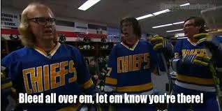 Slapshot Quotes New Hanson Upper Corner Hockey