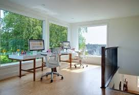 office for home. twoidenticalworkstationsinahomeofficefor office for home