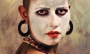 the modern rebirth of primitivism digital cosmetics mondaymuse primitive primitive makeup where to