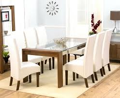 full size of walnut and glass dining table chairs arturo rectangular top lyon 4 seater round large