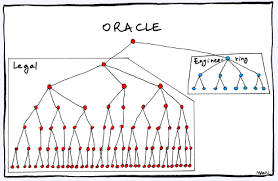 The Funny Oracle Org Chart That Isnt So Funny Palisade