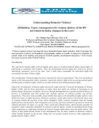 types of domestic violence essay dissertation conclusion hire   domestic violence essay