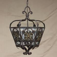rustic wrought iron