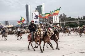 رئيس وزراء إثيوبيا يحض المواطنين على الانضمام إلى القوات المسلحة وسط الحرب  الجارية - فرانس 24