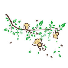 Monkey Bedroom Decorations Online Get Cheap Monkey Room Decorations Aliexpresscom Alibaba