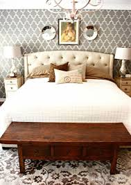 cutting edge furniture. master bedroom makeover using a cutting edge stencil ideas chalk paint home furniture i