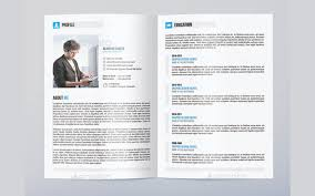resume booklet 26 booklet designs design trends premium psd vector
