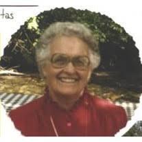 Edna Myrtle Harris Obituary - Visitation & Funeral Information