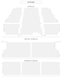 Lion King Broadway Seating Chart Lyceum Theatre London Seating Plan Reviews Seatplan