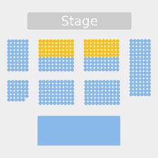 Murmrr Seating Chart Tindersticks 2nd Show Added Due To Popular Demand Tickets