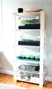 indoor greenhouse diy mini indoor greenhouse with light set up seed shelf grow lights to start seeds in your home mini indoor greenhouse with grow light