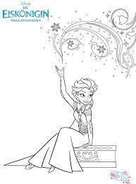 Hunderte von ausmalbildern zum drucken. Anna Und Elsa Bilder Zum Ausdrucken Kostenlos 1ausmalbilder Com