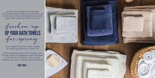 whole bath towels for spring