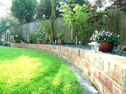 wooden garden edging wood borders flower bed ideas lawn easy wickes