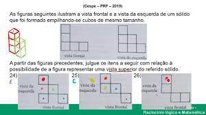 Prova 28 - Cespe - PRF - 2019 - YouTube